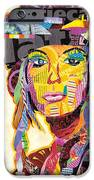 Collage Portrait IPhone Case by Oprisor Dan