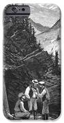 Colorado: Mining, 1874 IPhone Case by Granger