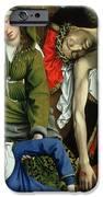 Descent From The Cross IPhone Case by Rogier van der Weyden