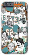 Dolphins Ring Of Honor IPhone 6s Case by Gary Niles