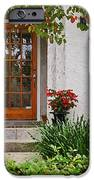 Fairhope Doorway IPhone Case by Michael Thomas