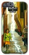 Fashion Alley In Bologna IPhone 6s Case by Milagros Palmieri