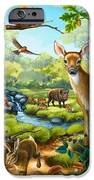 Forest Animals IPhone 6s Case