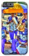 Four Man Band IPhone Case by Michael Garyet