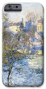 Frost IPhone Case by Claude Monet
