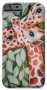 Giraffe Trio By Christine Lites IPhone 6s Case