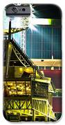 Great American Ballpark IPhone Case by Keith Allen