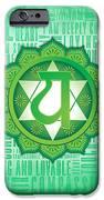 Heart Chakra - Awareness IPhone 6s Case by David Weingaertner