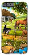 House Animals IPhone 6s Case by Anne Wertheim