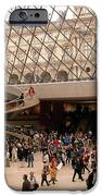 Inside Louvre Museum Pyramid IPhone 6s Case