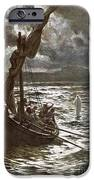 Jesus Walking Upon The Sea IPhone Case by William Brassey Hole