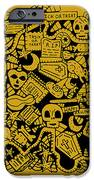 Just Halloweeny Things V5 IPhone 6s Case