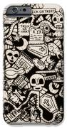 Just Halloweeny Things V6 IPhone 6s Case by Chelsea Geldean