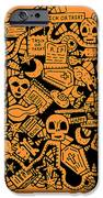 Just Halloweeny Things V7 IPhone 6s Case by Chelsea Geldean