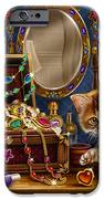 Kittens With Jewelry Box IPhone 6s Case by Anne Wertheim