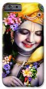 Krishna With Parrot IPhone 6s Case by Lila Shravani