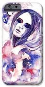 Lacrima Nebula  IPhone 6s Case by Alexandra-Emily Kokova