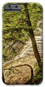 Laughing Whitefish Falls 2 IPhone Case by Michael Peychich