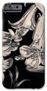 Lilies Black And White II IPhone 6s Case