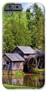 Mabry Mill In The Springtime On The Blue Ridge Parkway  IPhone 6s Case by Kerri Farley