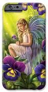 Magical Pansies IPhone 6s Case by Anne Wertheim