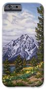 Marina's Edge, Jenny Lake, Grand Tetons IPhone 6s Case
