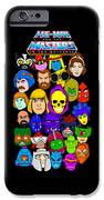 Masters Of The Universe Collage IPhone 6s Case
