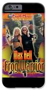 Max Hell Frog Warrior IPhone 6s Case by The Scott Shaw Poster Gallery