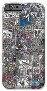 Medusa Maze IPhone 6s Case by Zak Smith