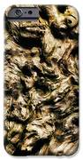 Melting Wood IPhone Case by Wim Lanclus