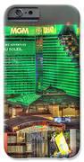 Mgm Grand Las Vegas IPhone Case by Nicholas  Grunas