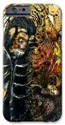 Monkey Demon IPhone 6s Case by Grebo Gray