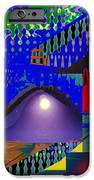 Moon Reflections On Mountains Abstract Graphic Paint Download For Personal N Commercial Projects Fun IPhone 6s Case