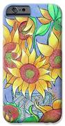 More Sunflowers IPhone 6s Case by Loretta Nash