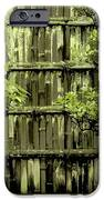 Mossy Bamboo Fence - Digital Art IPhone 6s Case by Carol Groenen