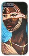Nairobi Girl IPhone 6s Case by Yxia Olivares
