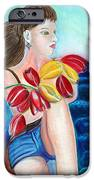 Natasha By The Sea IPhone 6s Case by Pilar  Martinez-Byrne