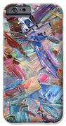 Paint Number 42-b IPhone Case by James W Johnson