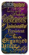 Personality Traits Of A Taurus IPhone 6s Case by Mamie Thornbrue
