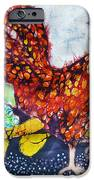Rooster In The Morning IPhone Case by Carol  Law Conklin
