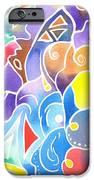 Sailing Maze IPhone 6s Case by Carolyn Weir