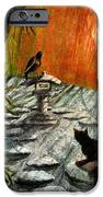 Shinto Lantern At Dusk IPhone Case by Laura Iverson