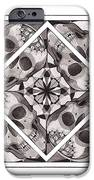 Skull Mandala Series Number Two IPhone 6s Case by Deadcharming Art
