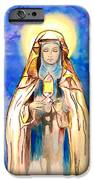 St. Clare Of Assisi IPhone 6s Case by Myrna Migala
