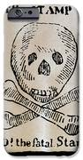 Stamp Act: Cartoon, 1765 IPhone Case by Granger