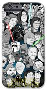 Star Wars Universe Collage IPhone 6s Case by Gary Niles