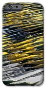 Taxi Abstract IPhone Case by Tony Cordoza
