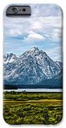 Tetons - Panorama IPhone 6s Case