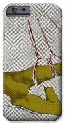 The Hanging Girl I IPhone 6s Case by Sandra Hoefer