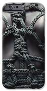 Topless Rope Harness Close Up - Fine Art Of Bondage IPhone 6s Case